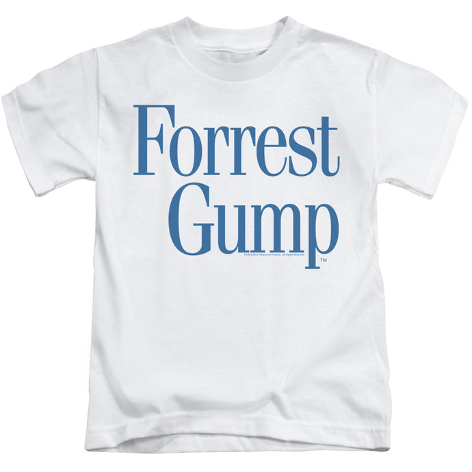 Forrest Gump - Logo Short Sleeve Juvenile 18/1 Tee - Special Holiday Gift