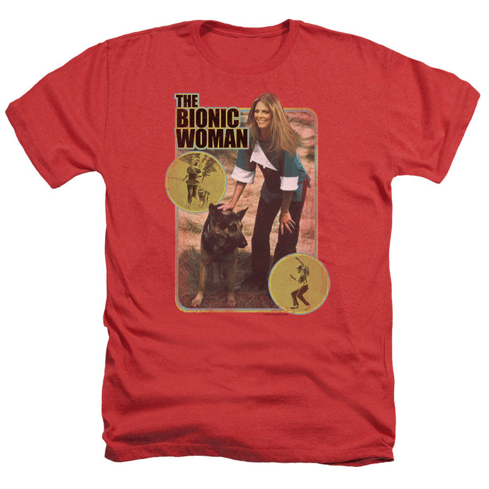 Bionic Woman - Jamie And Max Adult Heather - Special Holiday Gift