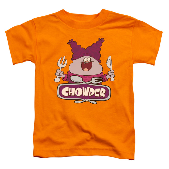 Chowder - Logo Short Sleeve Toddler Tee - Special Holiday Gift