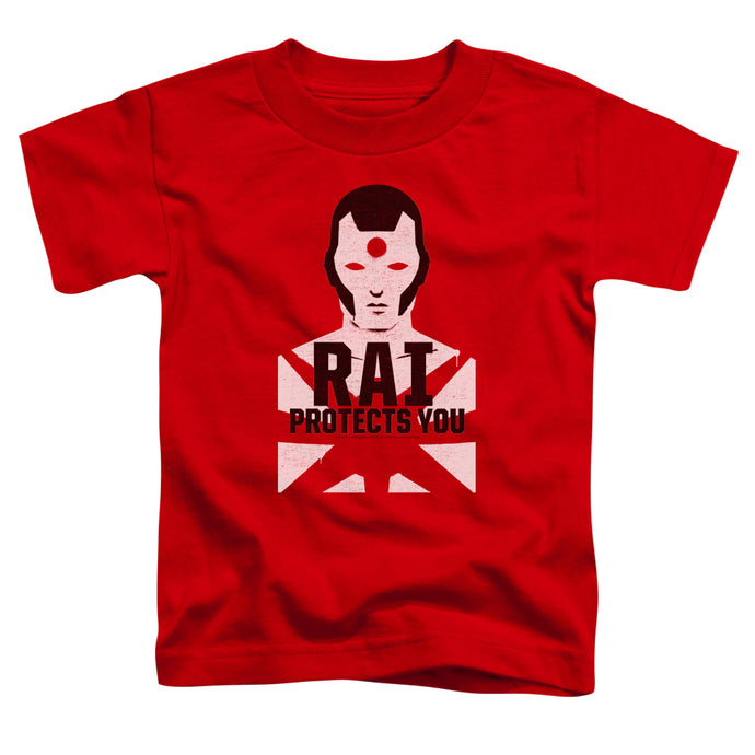 Rai - Protector Short Sleeve Toddler Tee - Special Holiday Gift