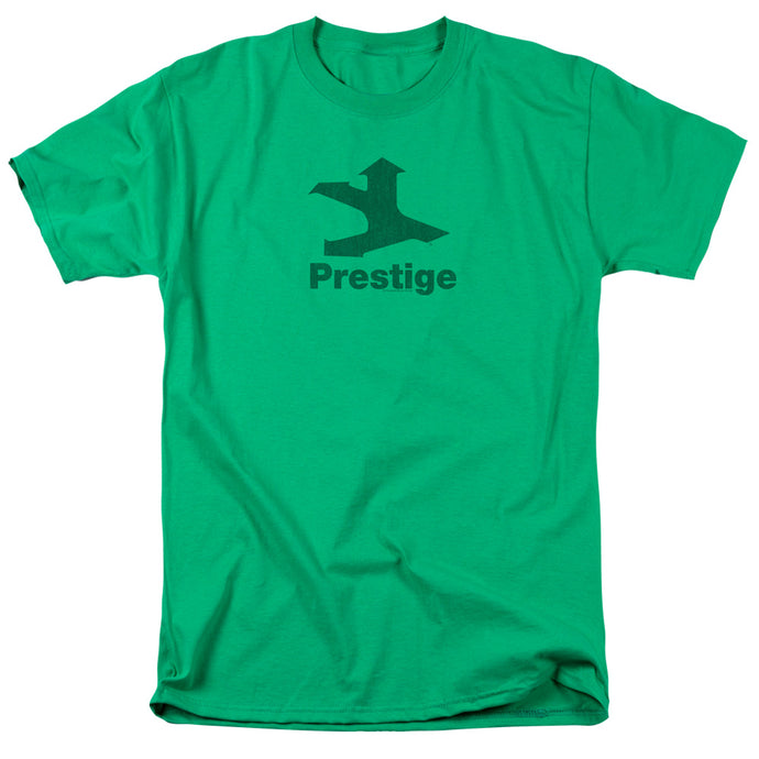 Prestige - Prestige Logo Short Sleeve Adult 18/1 Tee - Special Holiday Gift