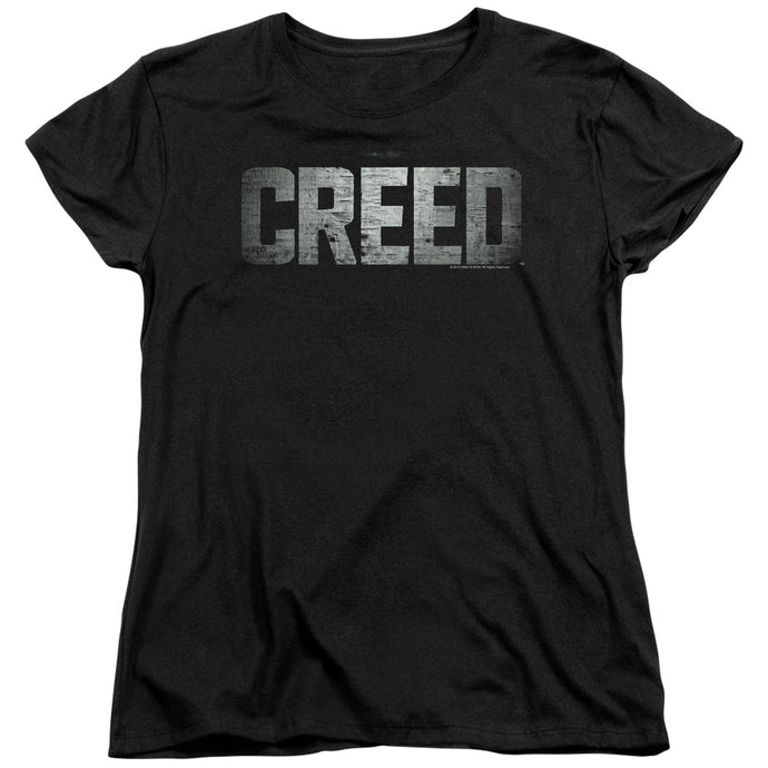 Creed - Logo Short Sleeve Women's Tee - Special Holiday Gift