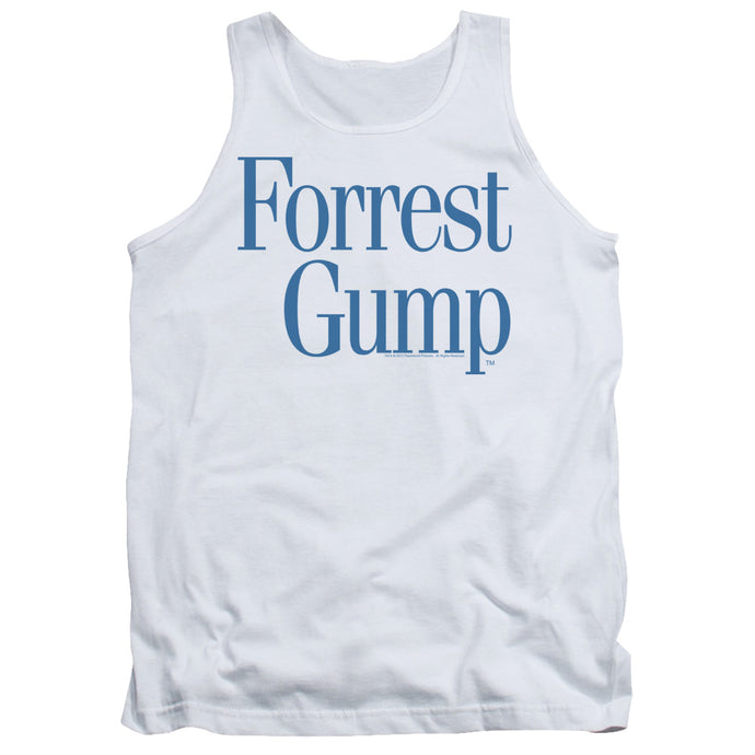 Forrest Gump - Logo Adult Tank - Special Holiday Gift