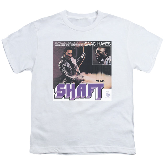 Isaac Hayes - Shaft Short Sleeve Youth 18/1 Tee - Special Holiday Gift