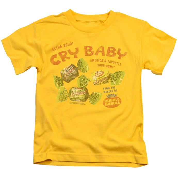 Cry Babies - Vintage Ad Short Sleeve Juvenile 18/1 Tee - Special Holiday Gift