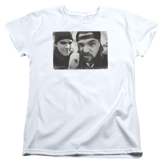 Mallrats - Mind Tricks Short Sleeve Women's Tee - Special Holiday Gift