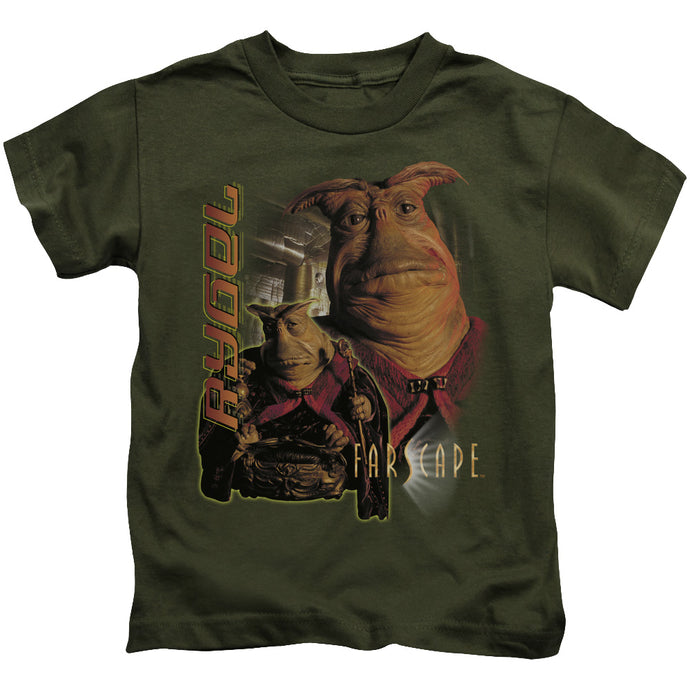 Farscape - Rygel Short Sleeve Juvenile 18/1 Tee - Special Holiday Gift