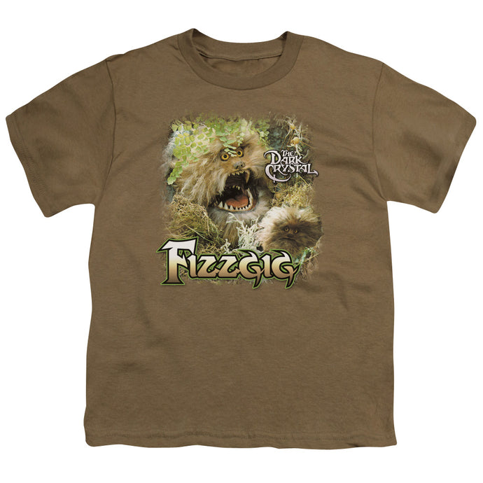 Dark Crystal - Fizzgig Short Sleeve Youth 18/1 Tee - Special Holiday Gift
