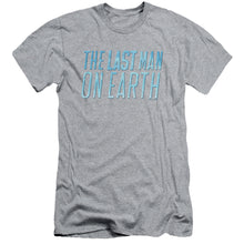 Last Man On Earth - Logo Short Sleeve Adult 30/1 Tee - Special Holiday Gift
