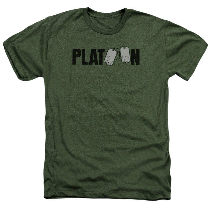 Platoon - Logo Adult Heather - Special Holiday Gift