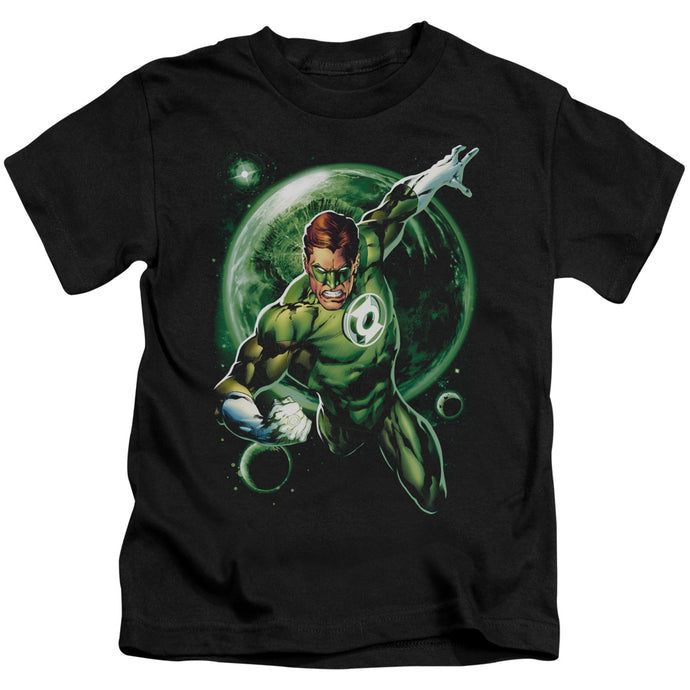 Green Lantern - Galaxy Glow Short Sleeve Juvenile 18/1 Tee - Special Holiday Gift