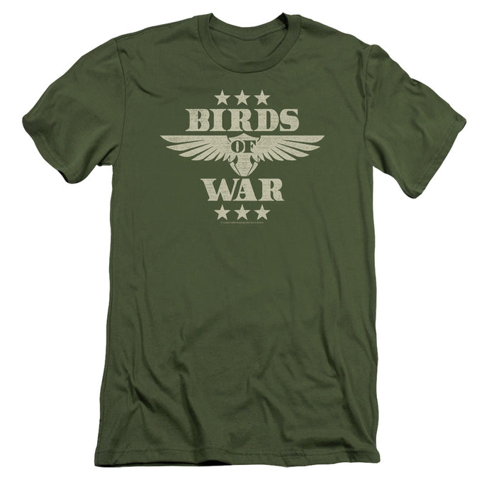 Its Always Sunny In Philadelphia - Birds Of War Short Sleeve Adult 30/1 Tee - Special Holiday Gift