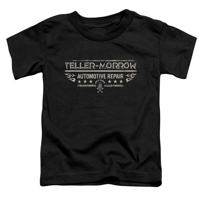 Sons Of Anarchy - Teller Morrow Short Sleeve Toddler Tee - Special Holiday Gift