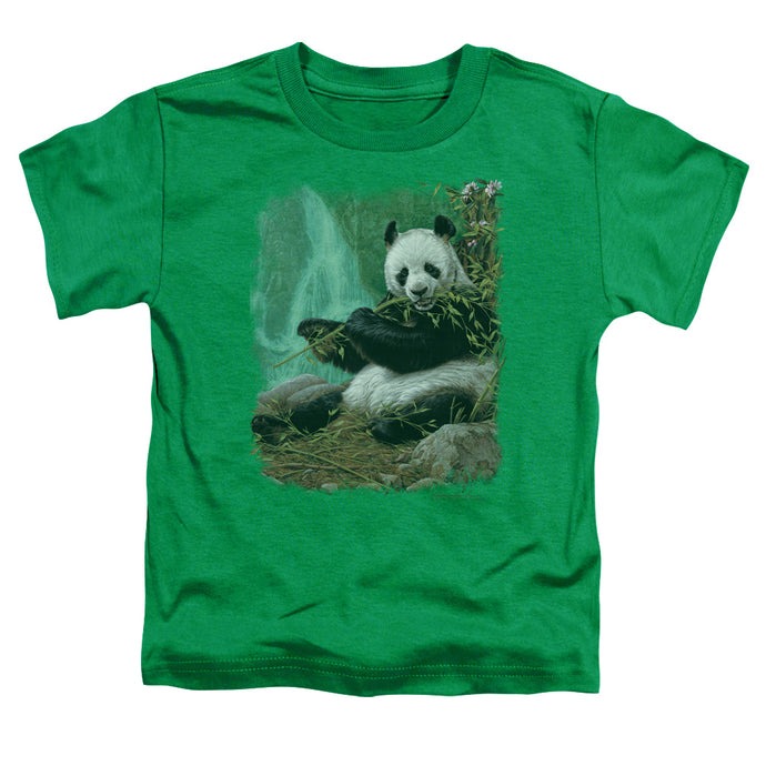 Wildlife - Citizen Of Heaven On Earth Short Sleeve Toddler Tee - Special Holiday Gift
