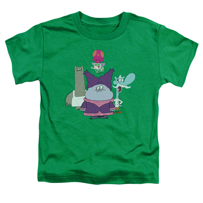 Chowder - Group Short Sleeve Toddler Tee - Special Holiday Gift