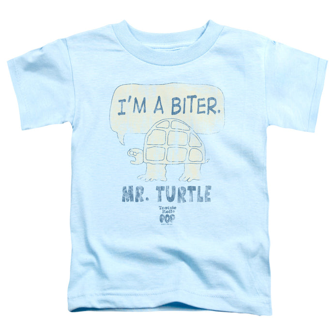 Tootsie Roll - I'm A Biter Short Sleeve Toddler Tee - Special Holiday Gift