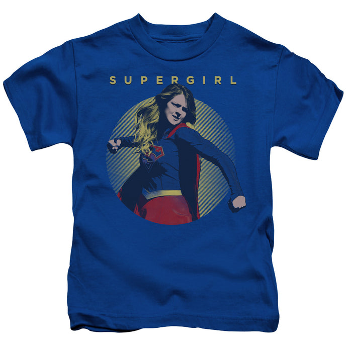 Supergirl - Classic Hero Short Sleeve Juvenile 18/1 Tee - Special Holiday Gift
