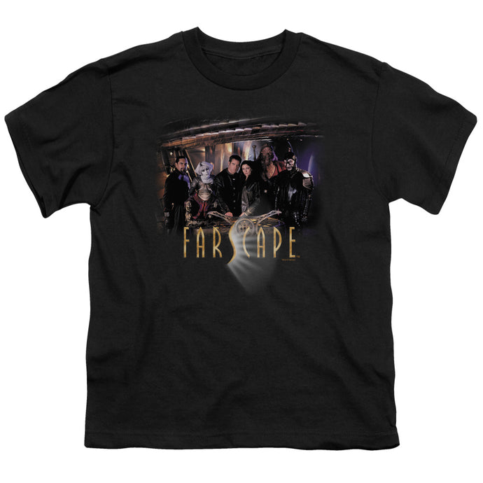 Farscape - Cast Short Sleeve Youth 18/1 Tee - Special Holiday Gift