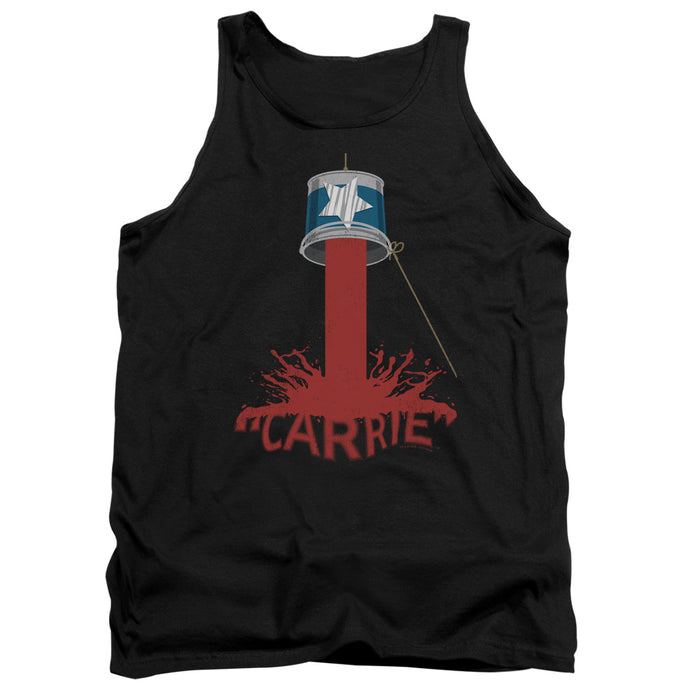Carrie - Bucket Of Blood Adult Tank - Special Holiday Gift