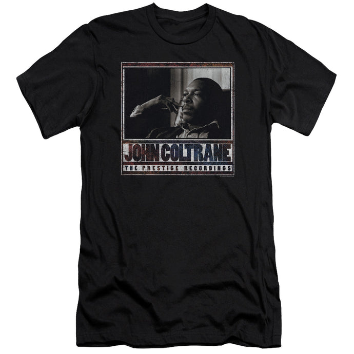 John Coltrane - Prestige Recordings Premium Canvas Adult Slim Fit 30/1 - Special Holiday Gift