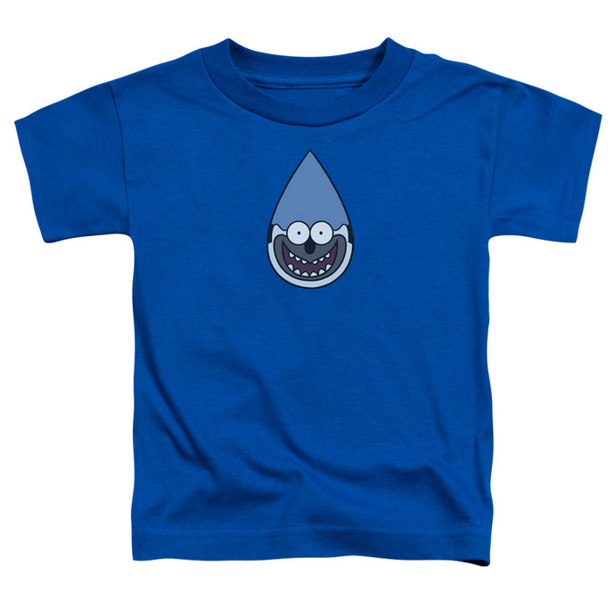 Regular Show - Mordecai Short Sleeve Toddler Tee - Special Holiday Gift