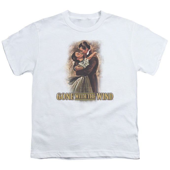 Gone With The Wind - Embrace Short Sleeve Youth 18/1 Tee - Special Holiday Gift