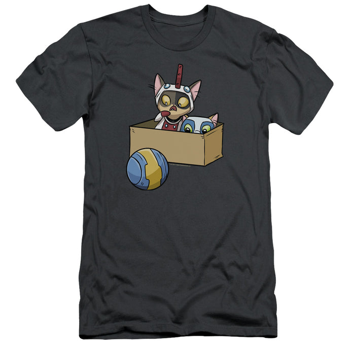 Valiant Comics - Divinity Quantum Cat Cosplay Short Sleeve Adult 30/1 Tee - Special Holiday Gift
