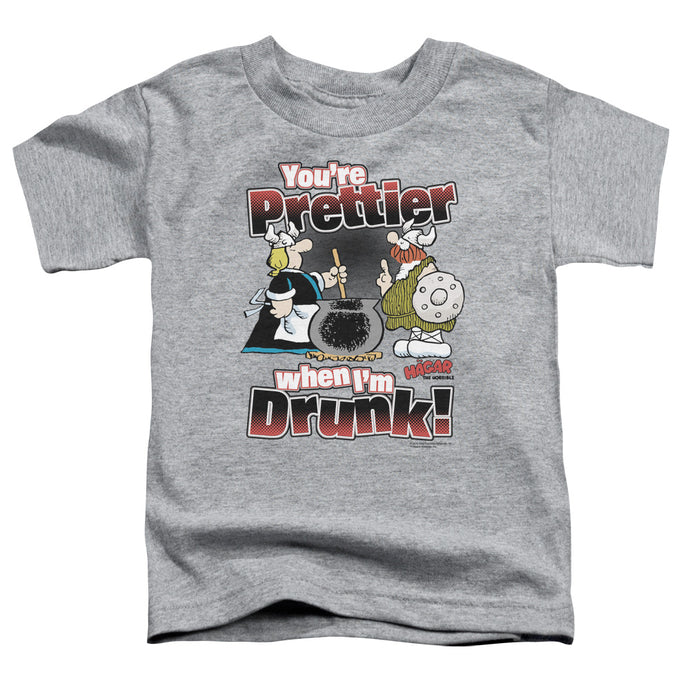 Hagar The Horrible - Pretty Short Sleeve Toddler Tee - Special Holiday Gift