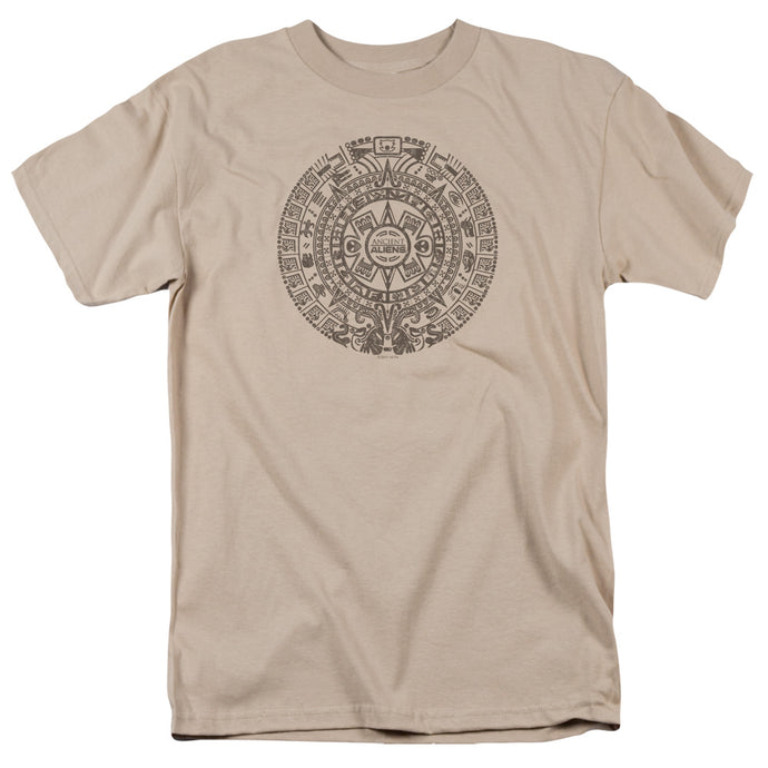 Ancient Aliens - Calendar Short Sleeve Adult 18/1 Tee - Special Holiday Gift