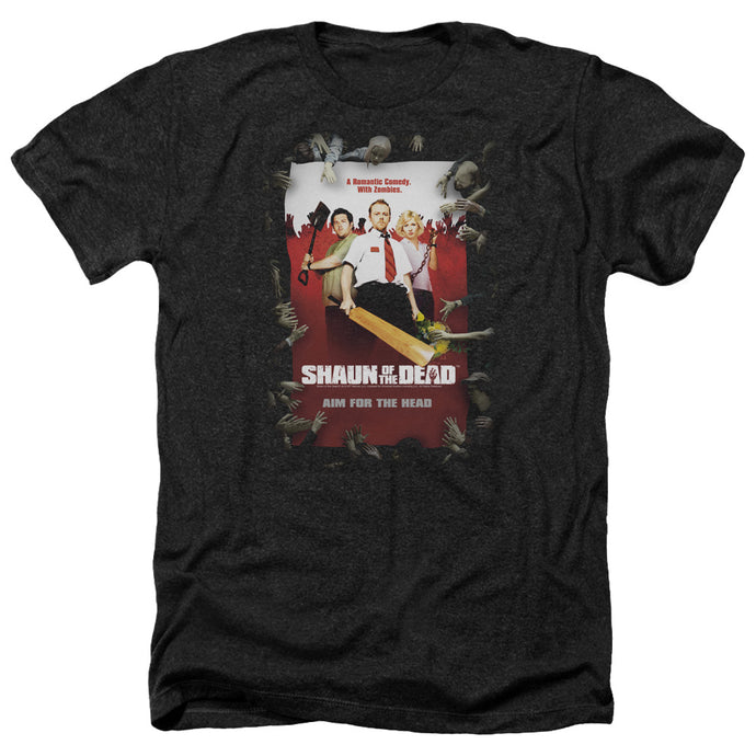 Shaun Of The Dead - Poster Adult Heather - Special Holiday Gift
