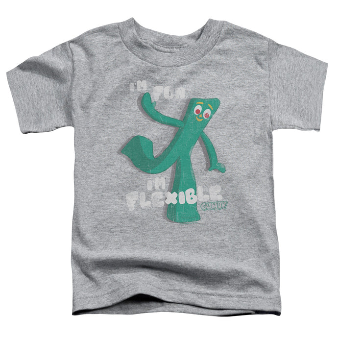 Gumby - Flex Short Sleeve Toddler Tee - Special Holiday Gift