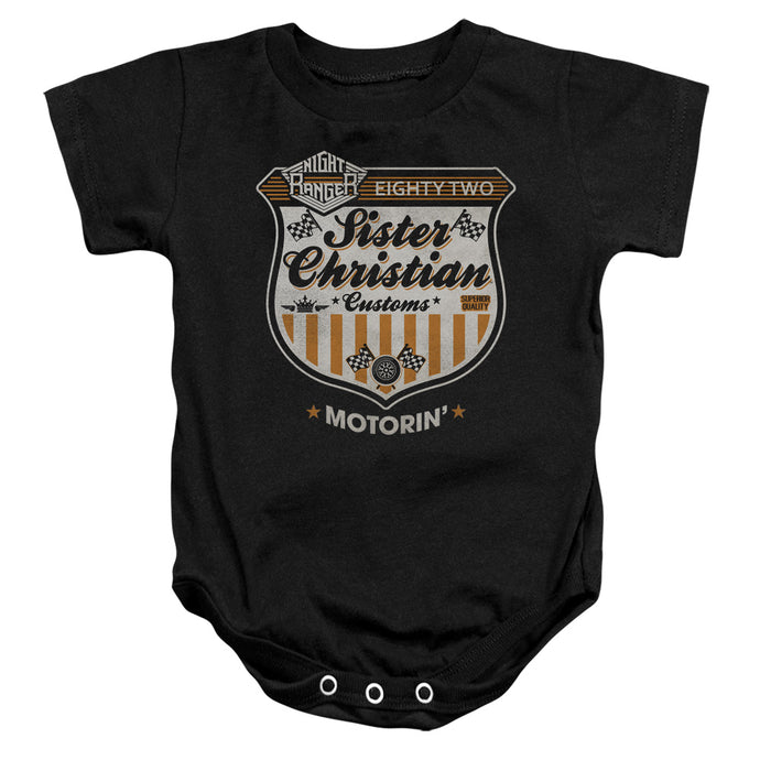 Night Ranger - Motorin Infant Snapsuit - Special Holiday Gift