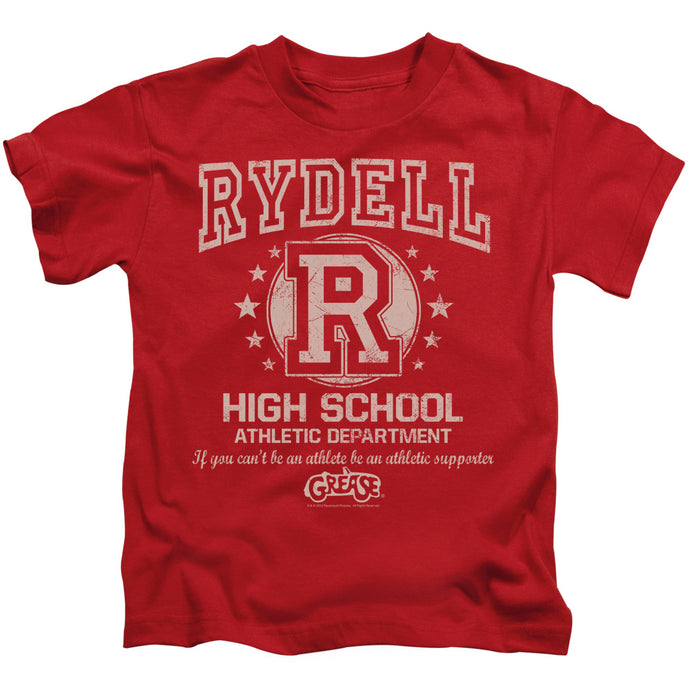 Grease - Rydell High Short Sleeve Juvenile 18/1 Tee - Special Holiday Gift