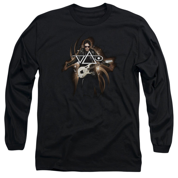 Steve Vai - Vai Guitar Long Sleeve Adult 18/1 Tee - Special Holiday Gift