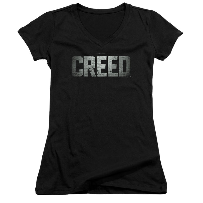 Creed - Logo Junior V Neck Tee - Special Holiday Gift