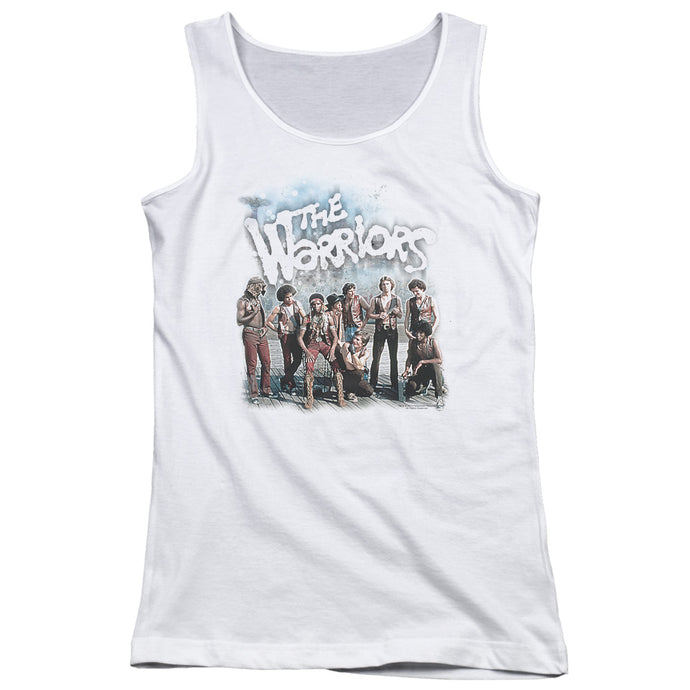 Warriors - Amusement Juniors Tank Top - Special Holiday Gift