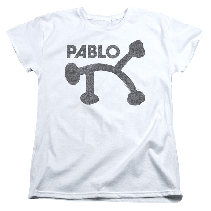 Pablo - Retro Pablo Short Sleeve Women's Tee - Special Holiday Gift
