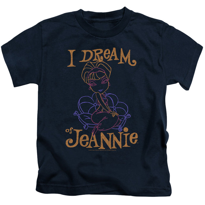 I Dream Of Jeannie - Jeannie Paint Short Sleeve Juvenile 18/1 Tee - Special Holiday Gift