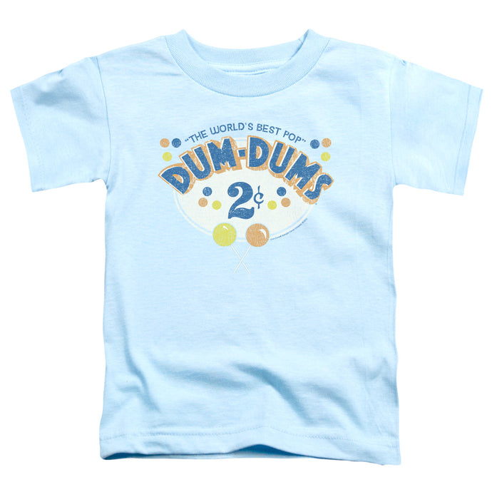 Dum Dums - 2 Cents Short Sleeve Toddler Tee - Special Holiday Gift