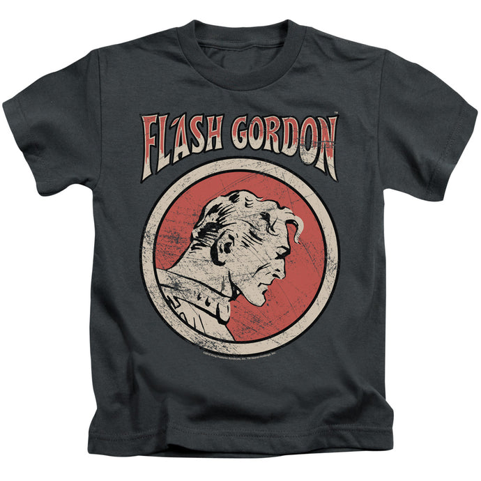 Flash Gordon - Flash Circle Short Sleeve Juvenile 18/1 Tee - Special Holiday Gift