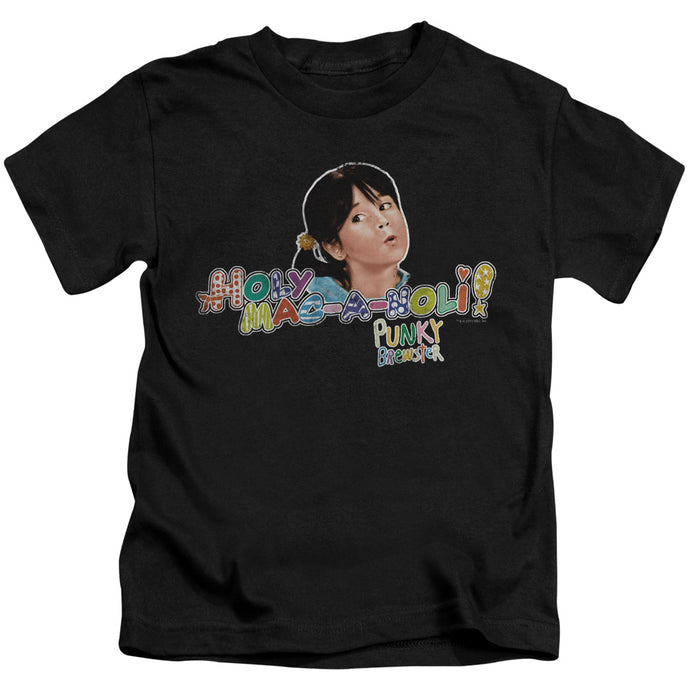 Punky Brewster - Holy Mac A Noli Short Sleeve Juvenile 18/1 Tee - Special Holiday Gift