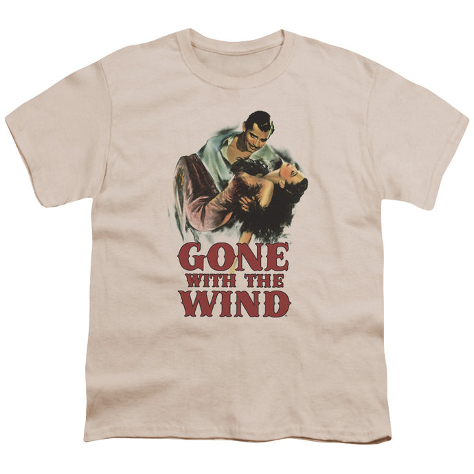 Gone With The Wind - My Hero Short Sleeve Youth 18/1 Tee - Special Holiday Gift