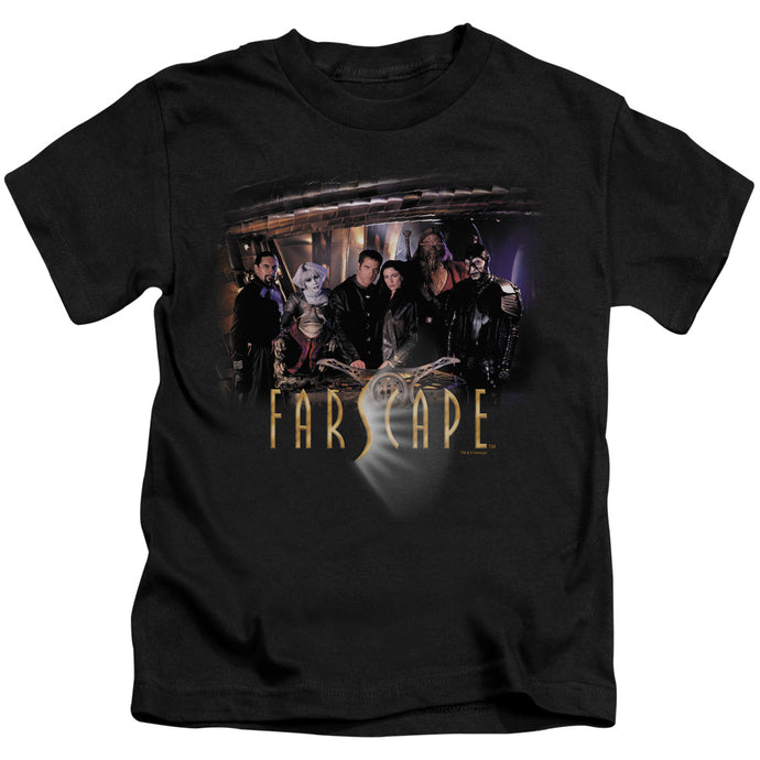 Farscape - Cast Short Sleeve Juvenile 18/1 Tee - Special Holiday Gift