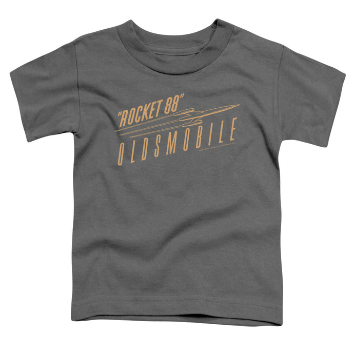 Oldsmobile - Retro 88 Short Sleeve Toddler Tee - Special Holiday Gift