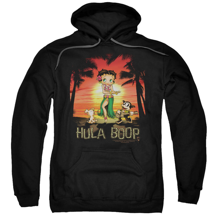 Betty Boop - Hulaboop Adult Pull Over Hoodie - Special Holiday Gift
