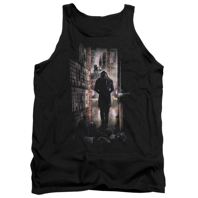 Watchmen - Alley Adult Tank - Special Holiday Gift