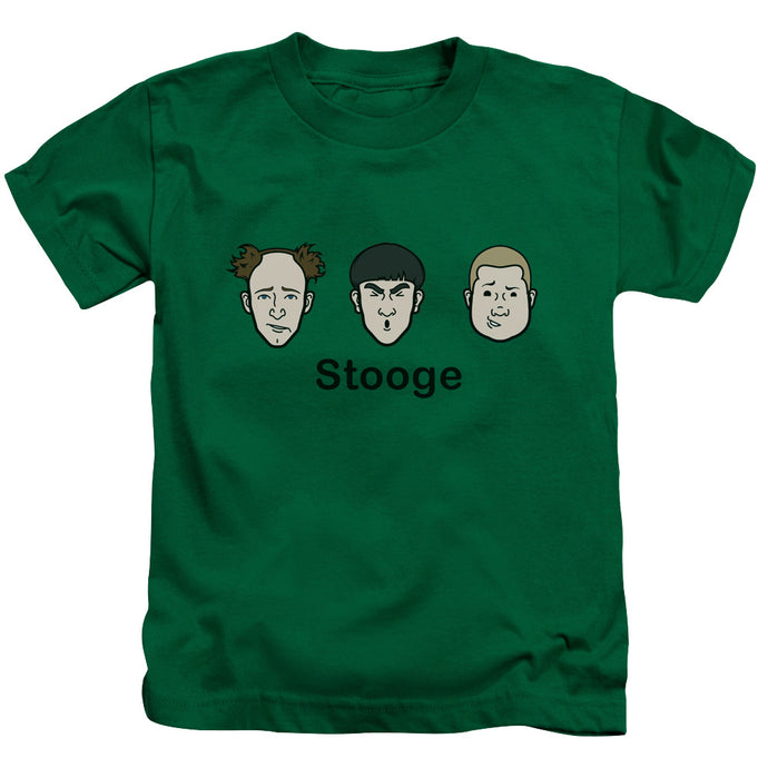 Three Stooges - Stooge Short Sleeve Juvenile 18/1 Tee - Special Holiday Gift