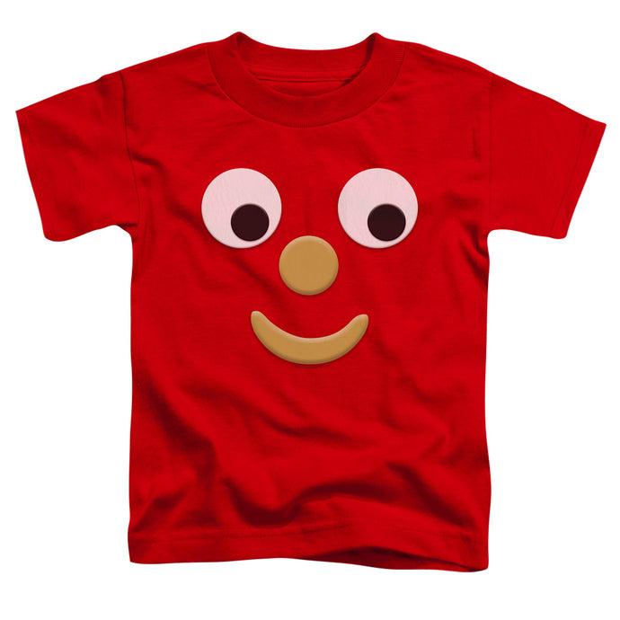 Gumby - Blockhead J Short Sleeve Toddler Tee - Special Holiday Gift