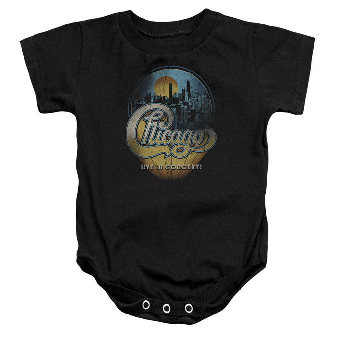 Chicago - Live Infant Snapsuit - Special Holiday Gift
