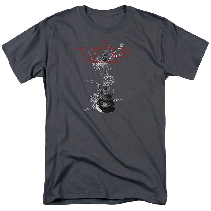 Steve Vai - Vai Axe Short Sleeve Adult 18/1 Tee - Special Holiday Gift